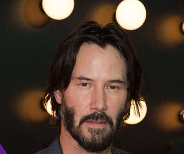 Keanu Reeves zmienia zawód?