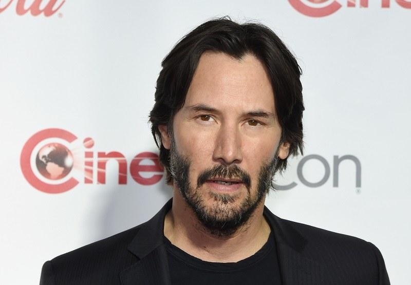 Keanu Reeves /Getty Images
