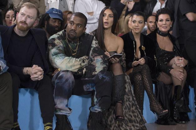 """""""Keeping Up With the Kardashians"""", czyli """"Z kamerą u Kardashianów"""" skończy się w 2021 roku /CAROLINE BLUMBERG /PAP/EPA"""