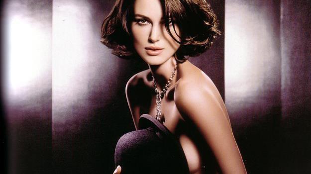 Keira Knightley bardzo angażuje się w promocję swoich ulubionych perfum /materiały prasowe