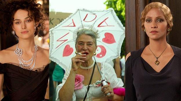 """Keira Knightley (L), Halle Berry (P) i jedna z bohaterek filmu """"Fuck for Forest"""" /materiały prasowe"""