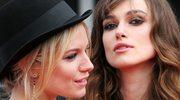 Keira Knightley z Sienną Miller