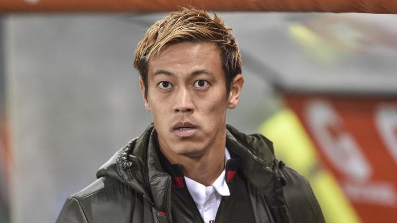 Keisuke Honda /SID