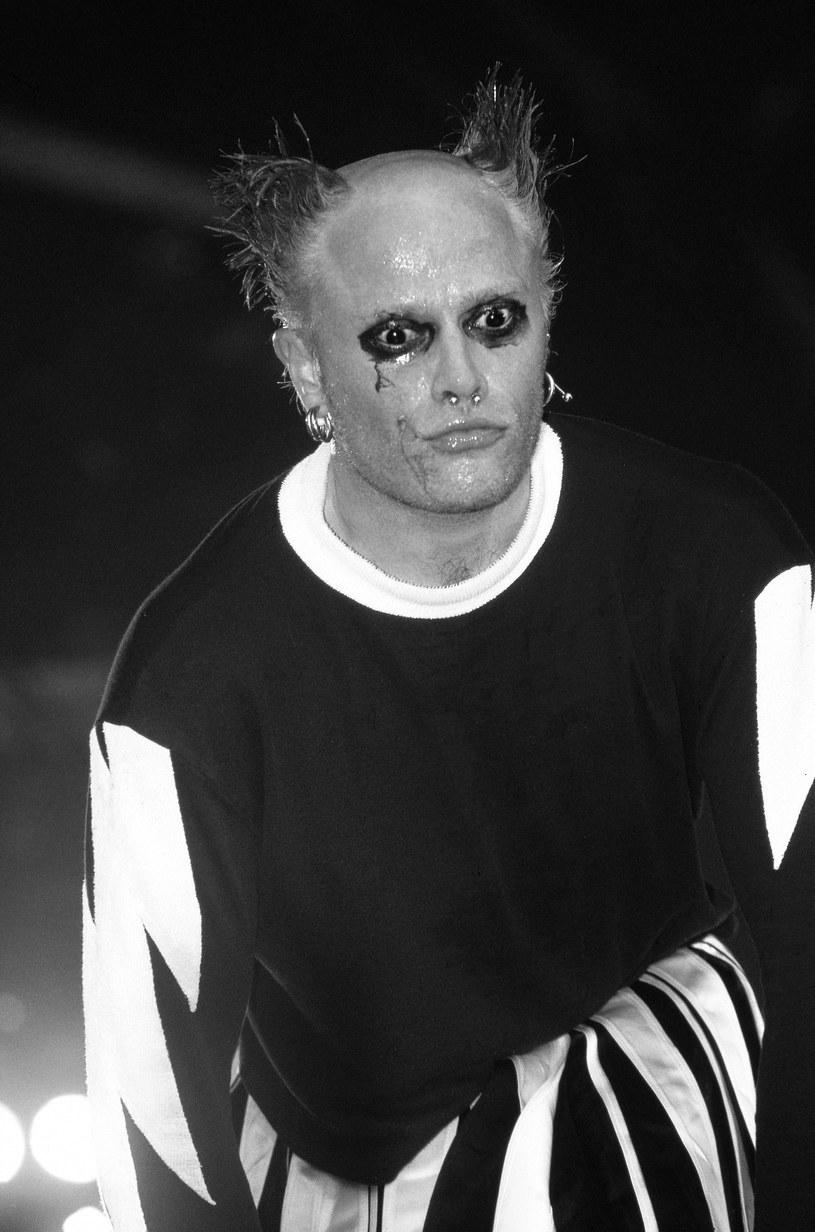 Keith Flint miał 49 lat /Mick Hutson/Redferns /Getty Images