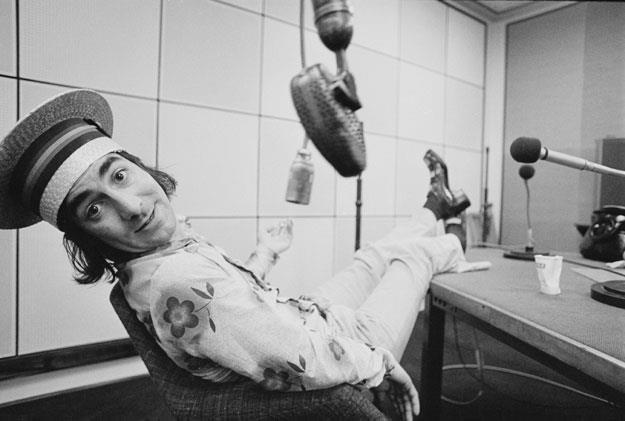 Keith Moon (The Who) nie znał umiaru fot. Jack Kay /Getty Images/Flash Press Media