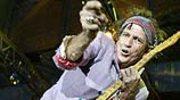 Keith Richards piratem