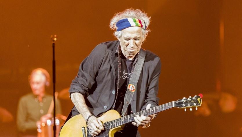 Keith Richards (The Rolling Stones) kończy 75 lat. Osiem ciekawostek