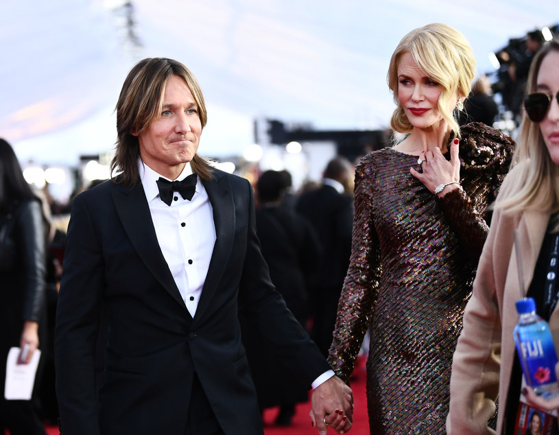 Keith Urban i Nicole Kidman /Emma McIntyre /Getty Images