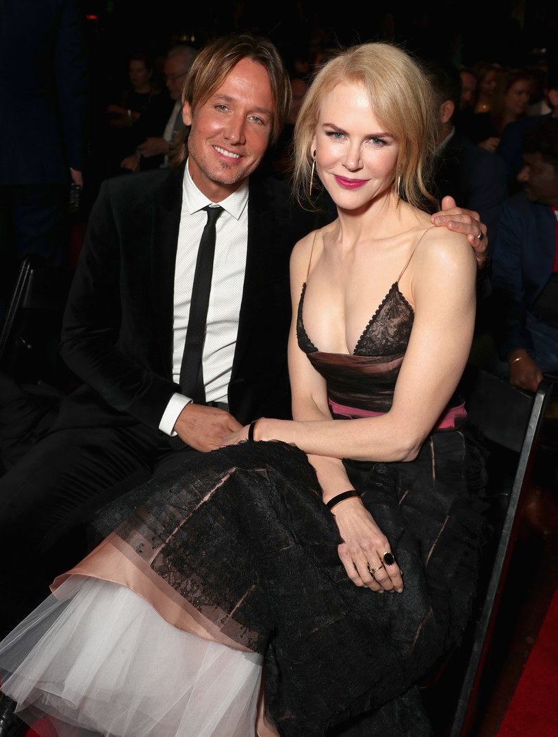 Keith Urban i Nicole Kidman /Todd Williamson /Getty Images