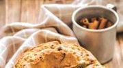Keks makowy