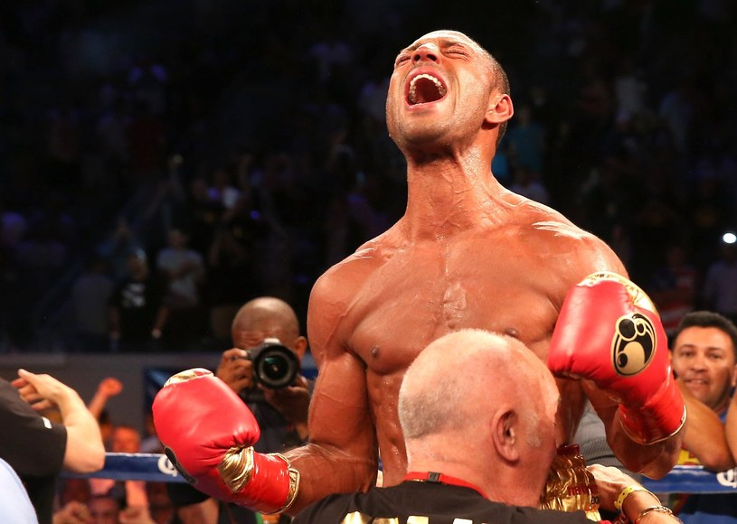 Kell Brook /AFP
