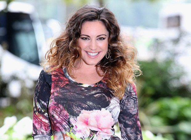 Kelly Brook /Getty Images
