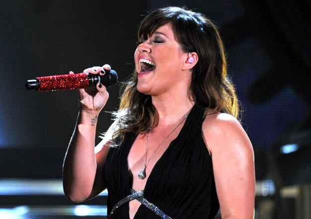 Kelly Clarkson: Chciałaby, ale się boi fot. Kevin Winter /Getty Images/Flash Press Media