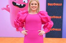 Kelly Clarkson coraz chudsza. Fani zaniepokojeni!