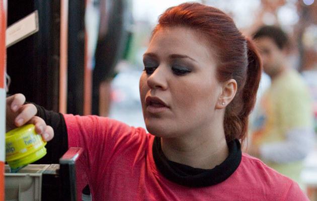 Kelly Clarkson, fot. Skip Bolen  /Getty Images/Flash Press Media
