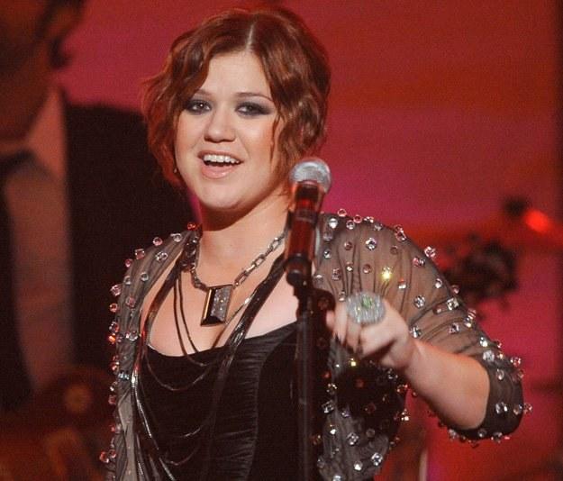 Kelly Clarkson nie ma ostatnio dobrej passy - fot. Kevork Djansezian /Getty Images/Flash Press Media