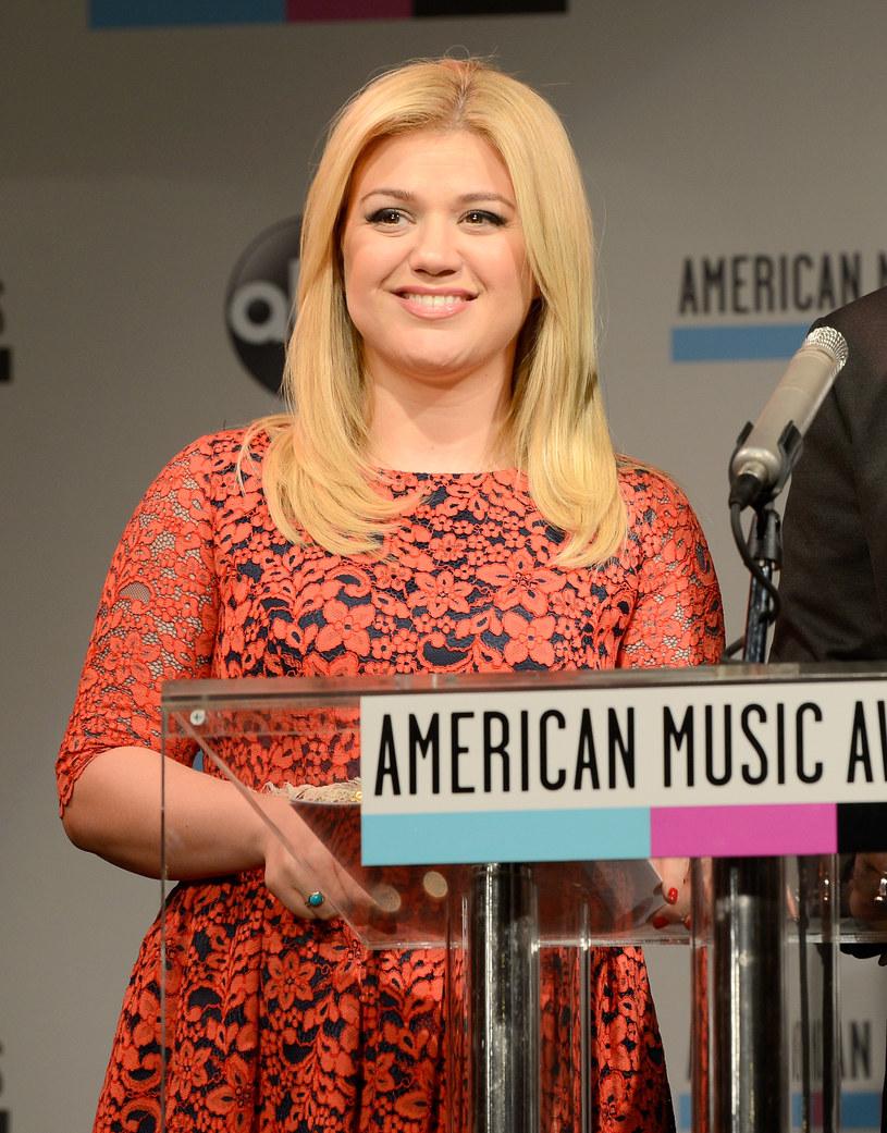 Kelly Clarkson urodziła wymarzoną córeczkę /Larry Busacca /Getty Images