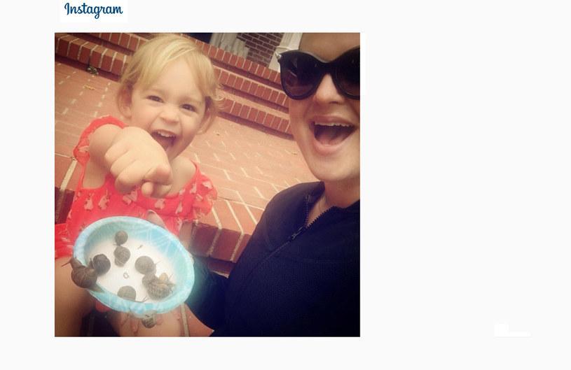 Kelly Osbourne na polowaniu /Instagram /East News