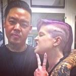Kelly Osbourne zrobiła sobie tatuaż na głowie!