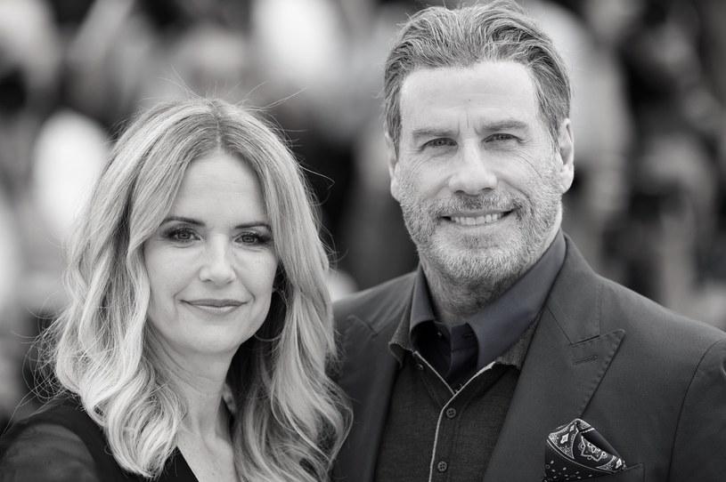 Kelly Preston i John Travolta mieli trójkę dzieci /Getty Images