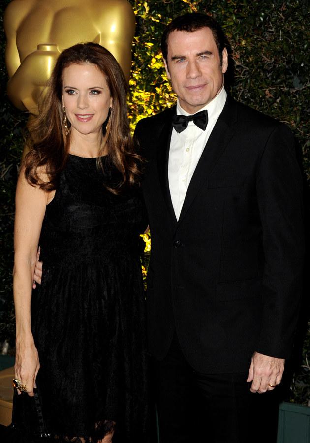 Kelly Preston, John Travolta /Kevin Winter /Getty Images
