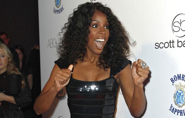 Kelly Rowland, fot. Brian Ach  /Getty Images/Flash Press Media
