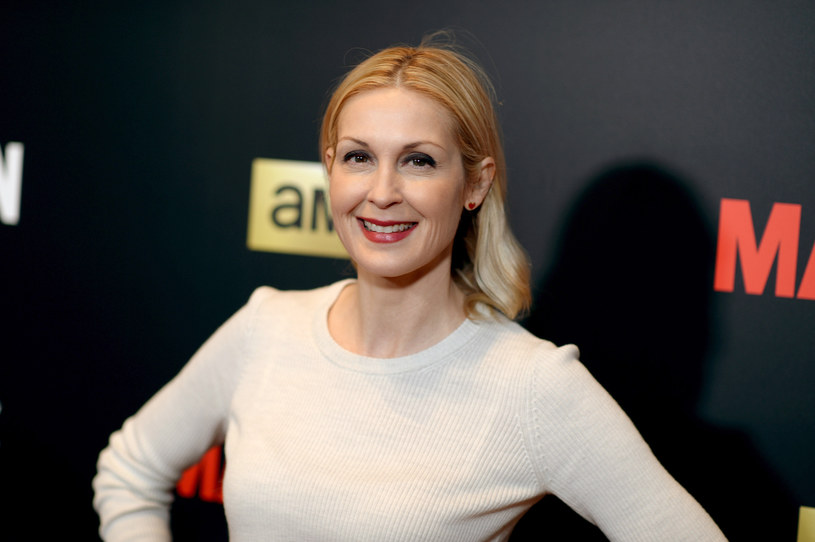 Kelly Rutherford w 2015 roku /Dave Kotinsky /Getty Images