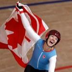 Kelsey Mitchell ze złotym medalem w sprincie