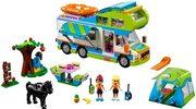 Kemping z bohaterkami LEGO Friends