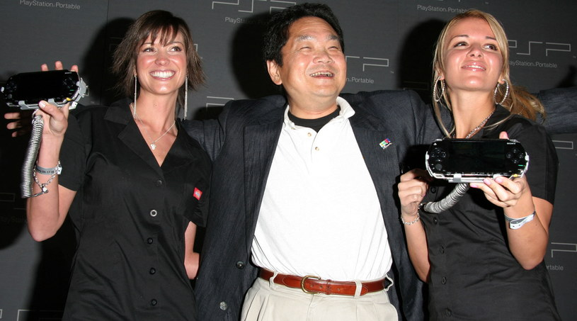 Ken Kutaragi - były szef Sony Computer Entertainment /AFP