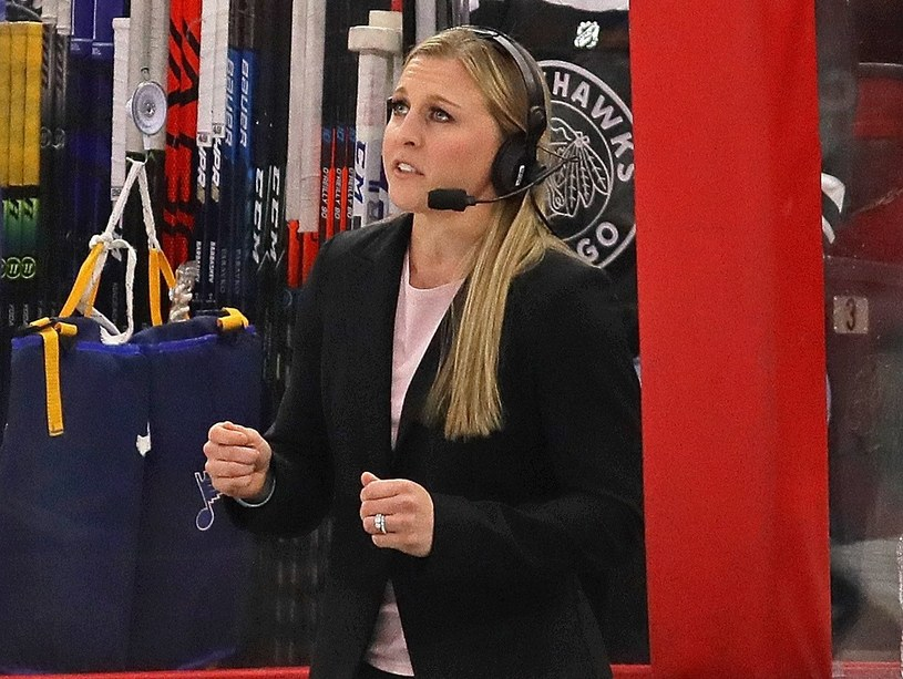 Kendall Coyne Schofield /AFP