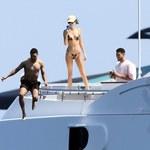 Kendall Jenner w skąpym bikini. Nie zasłoniło wszystkiego!