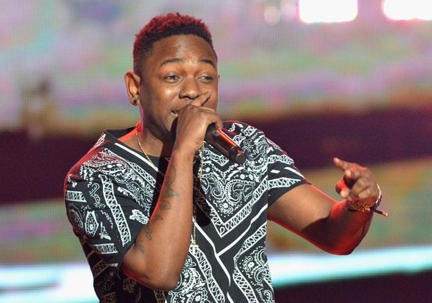 Kendrick Lamar: Najgorętszy MC w grze fot. Rick Diamond /Getty Images/Flash Press Media