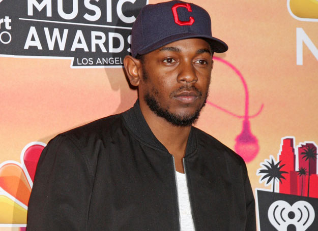 Kendrick Lamar /MediaPunch/face to face /East News