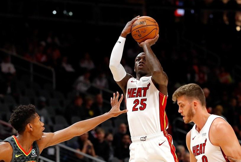 Kendrick Nunn, koszykarz Miami Heat /AFP