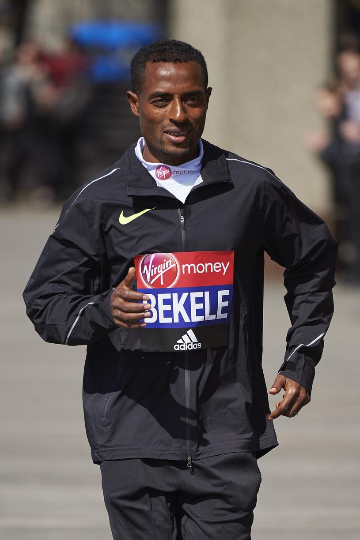 Kenenisa Bekele /AFP