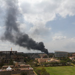 Kenia: Centrum handlowe pod kontrolą sił bezpieczeństwa