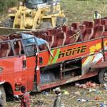 Kenia: Co najmniej 40 osób zginęło w wypadku autokaru