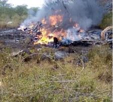 Kenia: Żołnierze zginęli w katastrofie śmigłowca