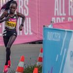 Kenijka pobiła rekord świata w półmaratonie