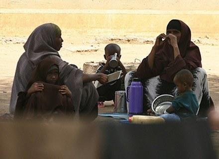 Kenijskie kobiety chcą zmian /AFP