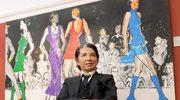 Kenzo Takada - projektant niezupełnie na emeryturze