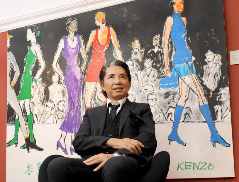 Kenzo Takada /PAP life