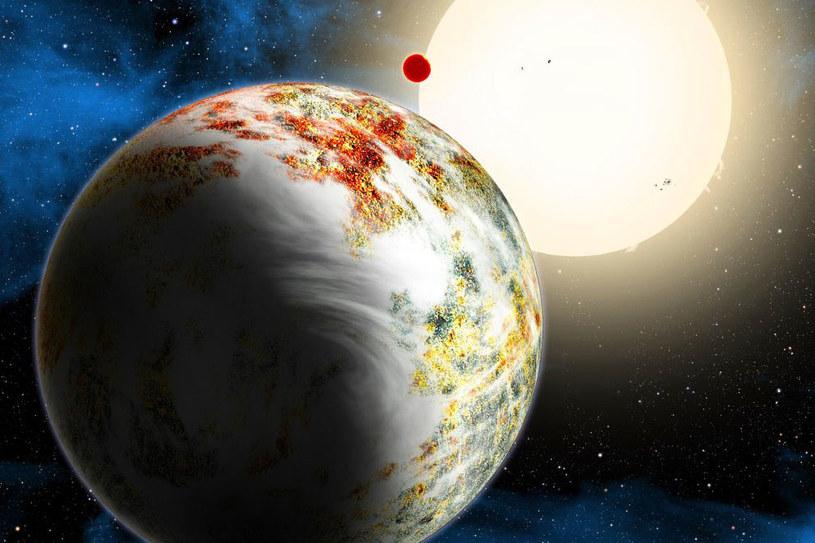 Kepler-10c Źródło: David A. Aguilar, Harvard-Smithsonian Center for Astrophysics. /materiały prasowe
