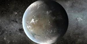Kepler-62f - tam może istnieć życie