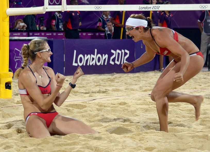 Kerri Walsh i Misty May-Treanor /AFP
