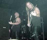 Kerry King i Jeff Hanneman (Slayer) /