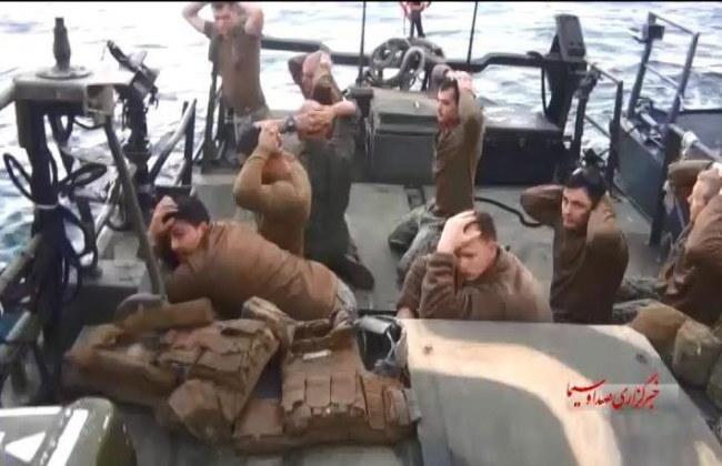 Kerry podziękował Iranowi za szybkie uwolnienie żołnierzy /PAP/EPA