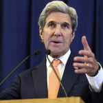 Kerry: Są pierwsze sygnały o osłabieniu walk w Syrii