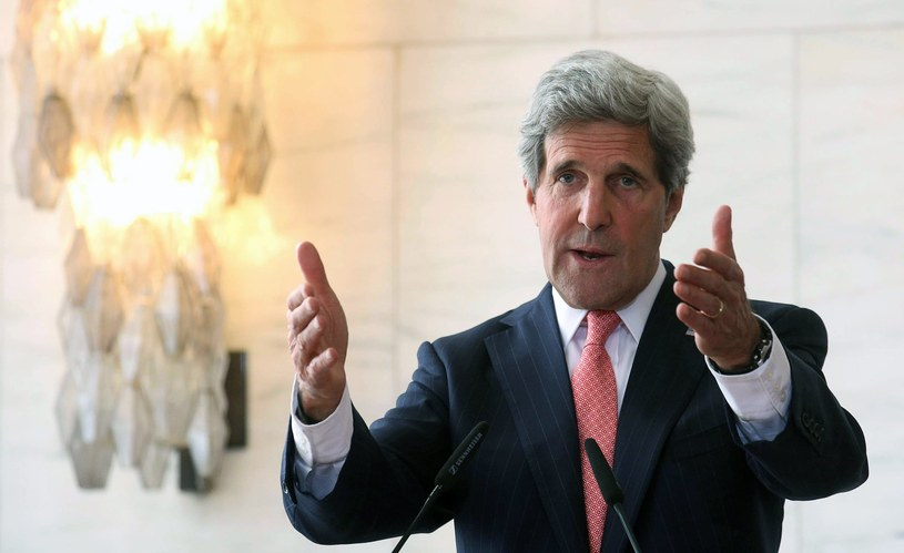 Kerry sądzi, że syryjskie negocjacje pokojowe odbędą się w czerwcu /PAP/EPA